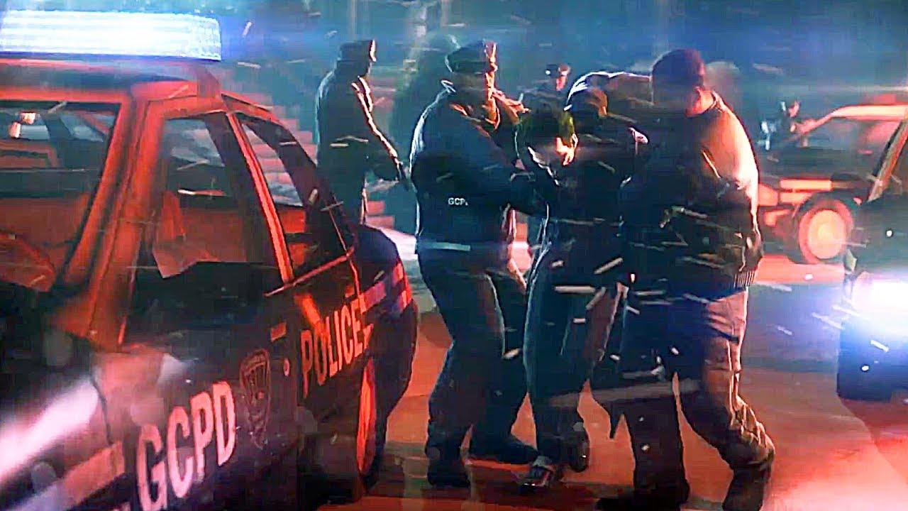 Coringa é preso - Batman Arkham Origins + vídeo