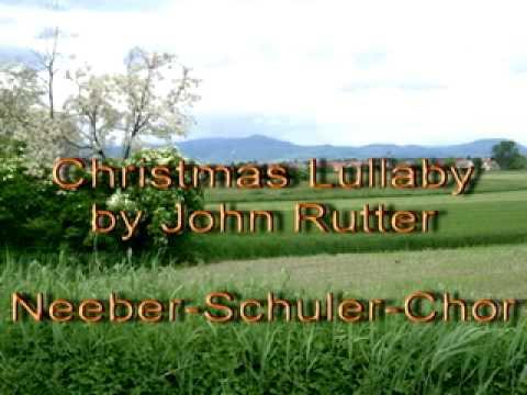 Christmas Lullaby - John Rutter