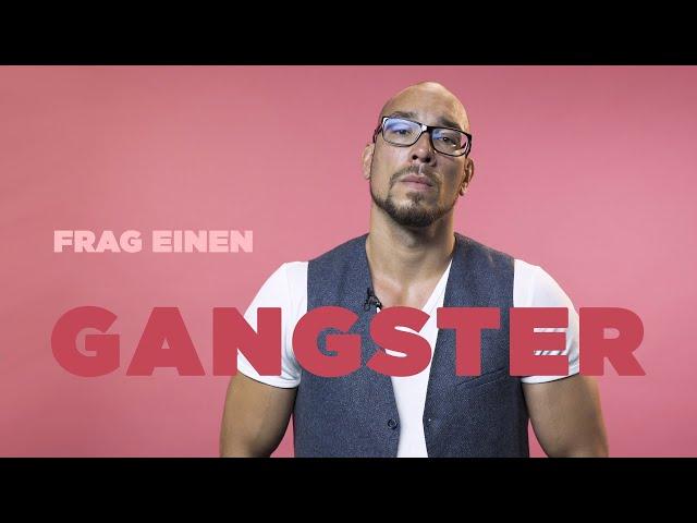 FRAG EINEN GANGSTER  Maximilian über das Leben als Krimineller & den Preis, den er dafür zahlte