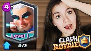 NOWA LEGENDA - MAGIC ARCHER! + Balance 2/12 | Clash Royale