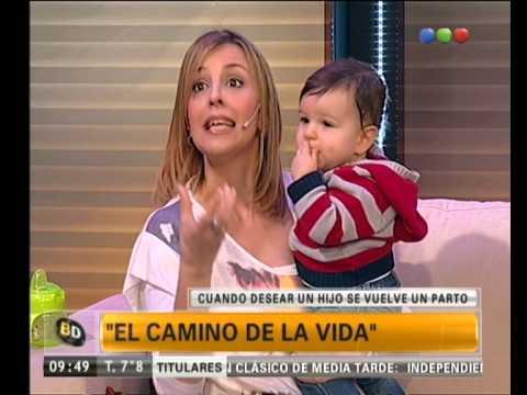 Fertilización Asistida: la experiencia de Milva Castellini - Telefe Noticias
