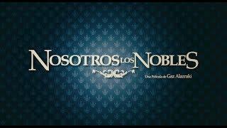 Nosotros los Nobles - Videocase versión extendida