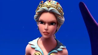 Barbie in a Mermaid Tale 2 - Eris interrupts the ceremony at Aquellia