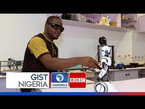 Check Out Olusola Ayoola, Engineer Teaching Nigerians Robotics & Artificial Intelligence