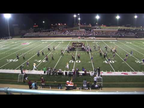 Crockett County High School Marching Band September 9, 2016