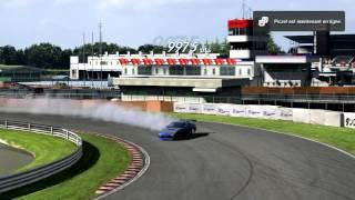GT5 Drift - 1990 Mazda RX-7 GT-X (Tsukuba Circuit)