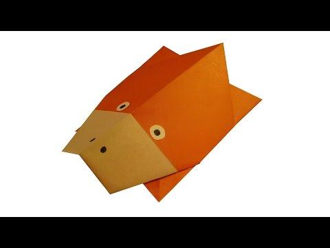 Origami Platypus