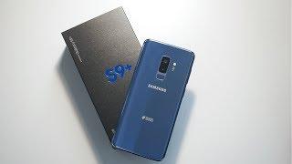 Das ist das neue S9 ! Samsung Galaxy S9 [Plus] Unboxing und erster Eindruck