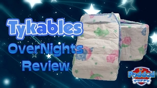 Review: Tykables Overnights