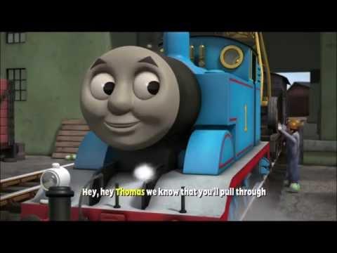 Hey Hey Thomas Sped Up - YouTube