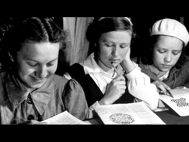 """Уровень жизни в 1920-30-е гг в СССР. """"СССР: первые 20 лет"""". Выпуск 8"""