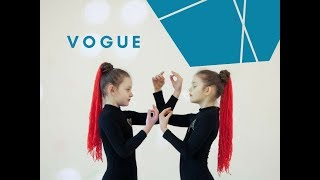 VOGUE дети | IN FLOW Танцы Одесса | Vogue хореография by Nikita Bonchinche