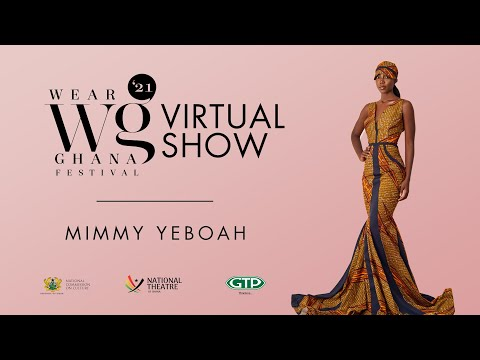 WEAR GHANA FASHION FESTIVAL | MIMMY YEBOAH.