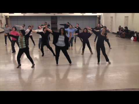 Line Dance: 24K MAGIC