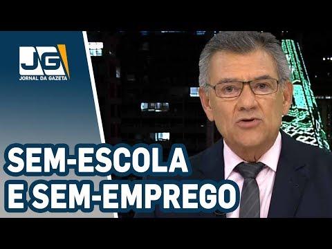 Rodolpho Gamberini/ 11 milhões de jovens sem-escola e sem-emprego