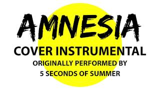 Amnesia (Cover Instrumental) [In the Style of 5 Seconds of Summer]