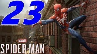 SPIDER MAN PS4 Walkthrough Gameplay Part 23 Pax In Bello ENDING