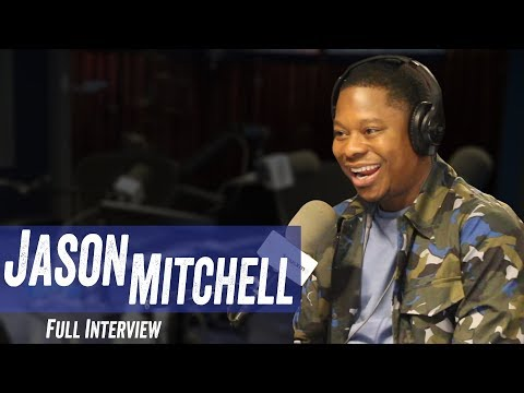 Jason Mitchell - Playing Eazy E, 'The Chi', Delta Flight Confrontation - Jim Norton & Sam Roberts