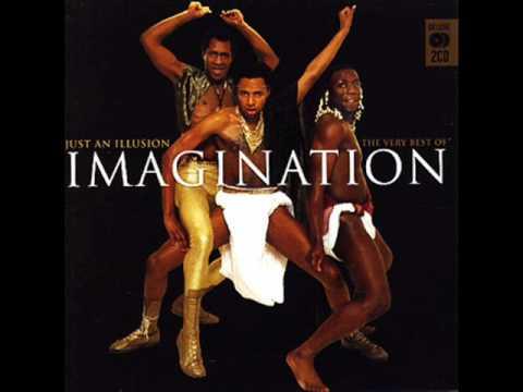 80's - Imagination - Just an Illusion    1982