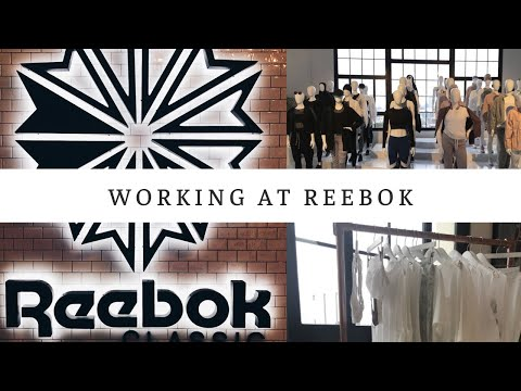 DAY IN THE LIFE OF A REEBOK INTERN