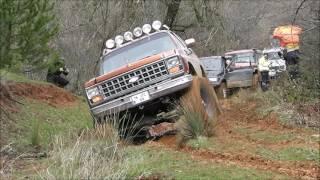 CHEVROLET BLAZER K5 350 5.7 V8  **41'' Monster Offroading @ Mud**