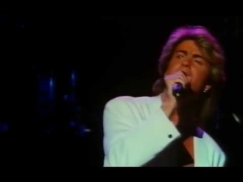 George Michael - Careless Whisper live in China 1984 (HQ)