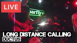 Long Distance Calling - Ductus Live in [HD] @ Camden Barfly, London 2014