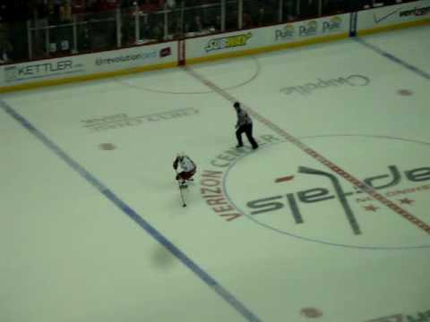 Hurricanes 1st Penalty on 3/14/09 against...