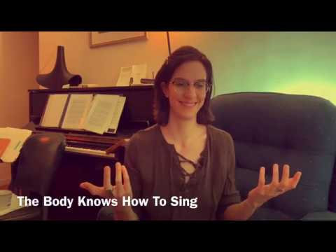 The Body Knows How To Sing