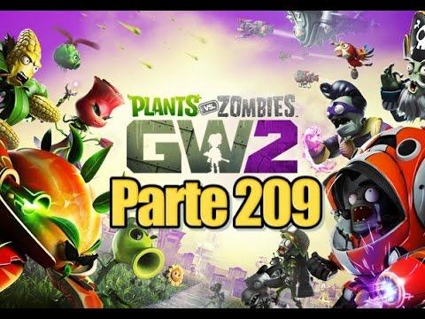 Plants vs Zombies Garden Warfare 2 - Parte 209 El Reto de Comunidad va Mal - Español