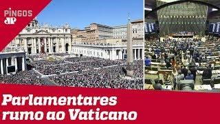 Viagem ao Vaticano: as mordomias dos políticos