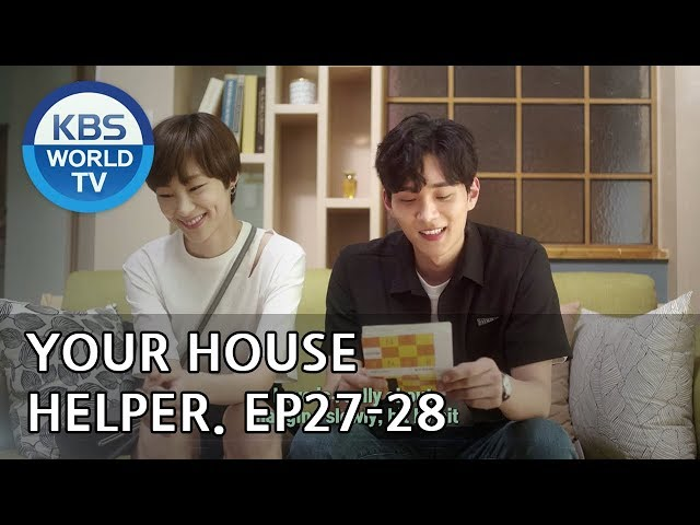 Your House Helper   당신의 하우스헬퍼 Ep. 27-28 Preview