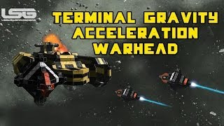 Space Engineers - The Deadliest Weapon Yet, Terminal Gravity Acceleration Warhead Torpedo