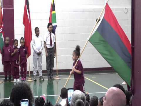 Jumoke Academy Black History Month Celebration