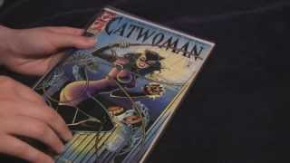 ASMR My Catwoman Collection