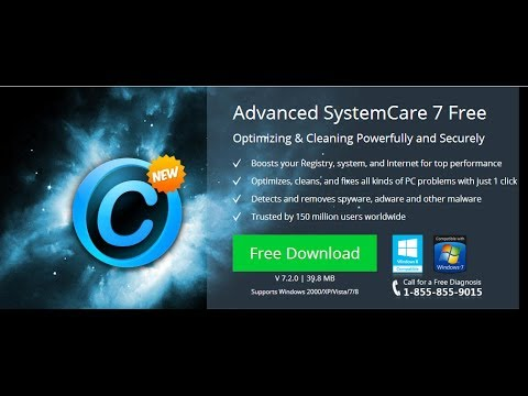 advanced systemcare 7.2 free download