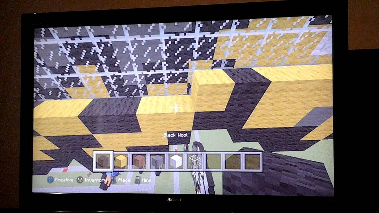 Minecraft Zapdos Pixel Art Tutorial
