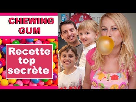 Chewing Gum [Recette Secrète] Ft.Studio Bubble Tea ♡ Virginie fait sa cuisine [63]