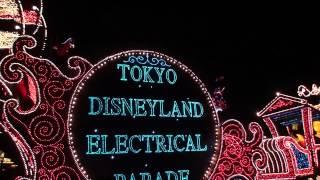TDL : Electrical Parade Dream Lights. エレクトリカルパレード・ドリームライツ