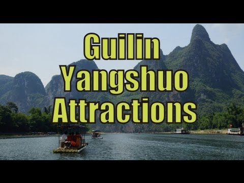 Things to do in Guilin and Yangshuo Top Attractions Travel G