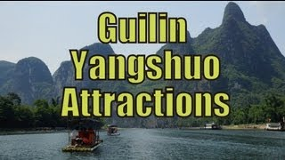 Things to do in Guilin and Yangshuo Top Attractions Travel Guide