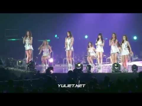 140713 SNSD - Karma Butterfly @ 3rd Arena Tour in Yoyogi