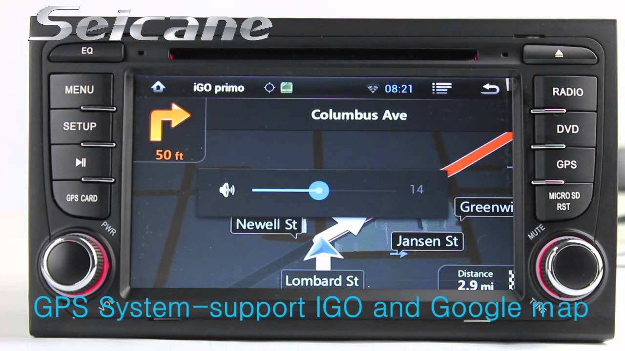 2002 2008 Audi A4 Radio Removal Upgrade To Android 4 2