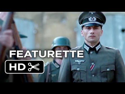 Suite Française Featurette - Cast (2015) - Michelle Williams, Matthias Schoenaerts Movie HD