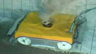 WEDA B600 sand clean