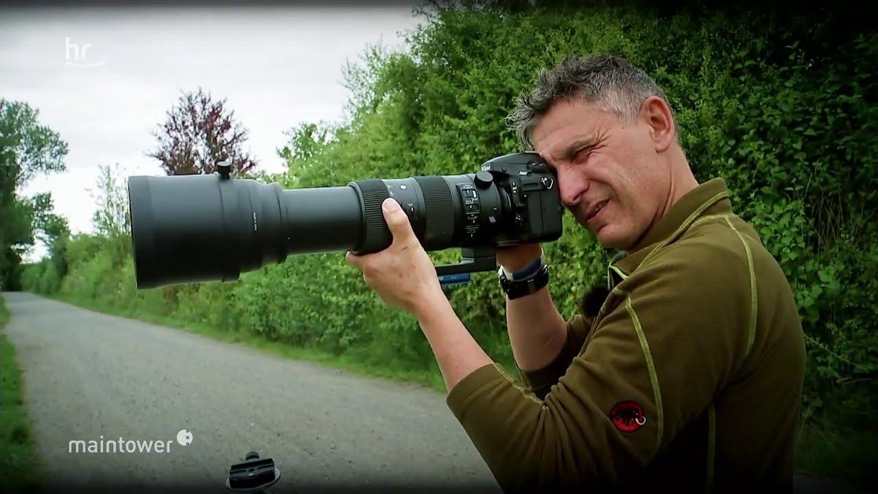 Naturfotograf Reinhard Mink auf Deutschland-Tour (1/5) | maintower