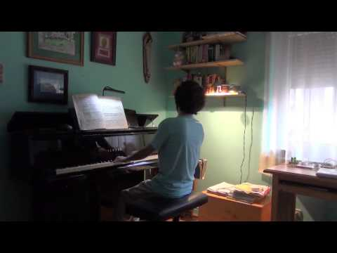 Radiohead - Andrés Martínez - Creep piano improvisation