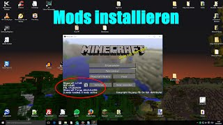 Minecraft Mods installieren || Tutorial