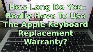 Gambar cover How long is the Apple Keyboard Warranty?