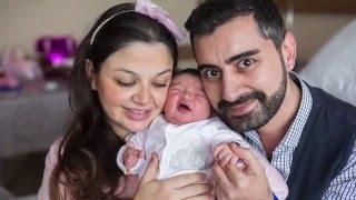 Duru'nun Fotoğraflarla Doğum Hikayesi